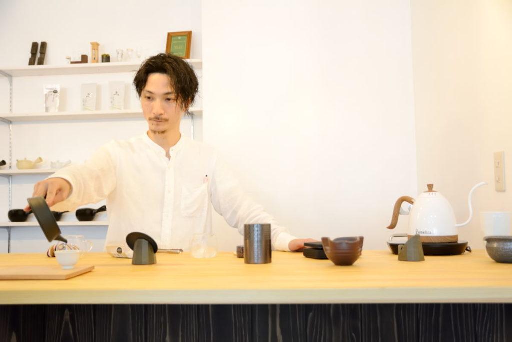 【福岡 / FUKUOKA】茶舗 ふりゅう / Chaho Furyu tea tasting studio