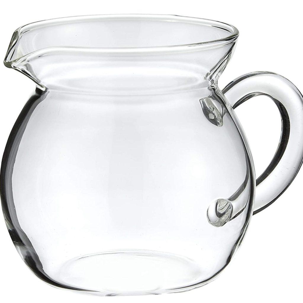 【セカンドポット(茶海)】アサヒ 悠遊器房 / ガラス茶海