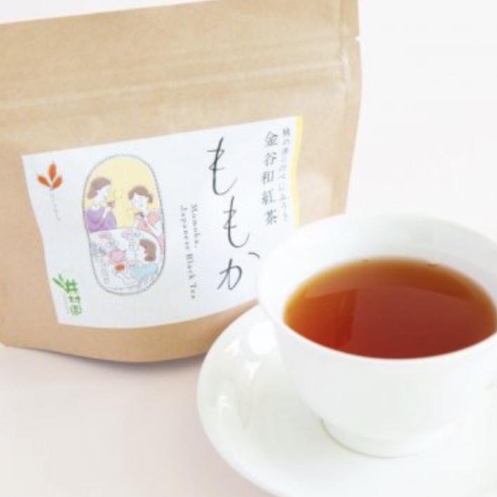 【和紅茶】井村園 / 金谷和紅茶 ももか